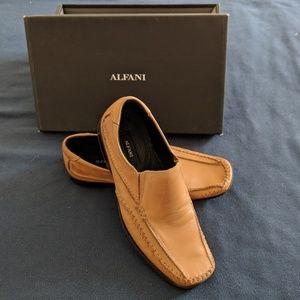 Alfani Sargenti Mens Dress Shoes